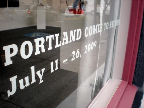 Portland Comes to Astoria